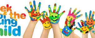 """Celebrating """"Week of the Young Child"""" at Bright Beginnings!"""