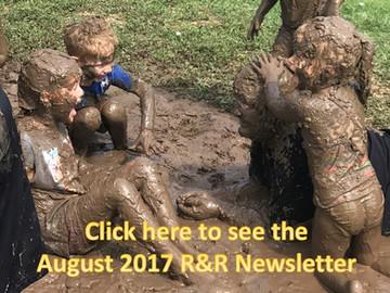 August 2017 Resource & Referral Newsletter