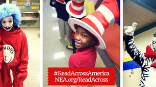 NEA's Read Across America!