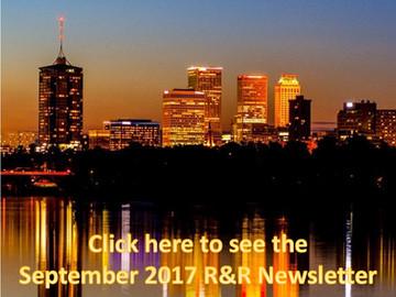 September 2017 Resource & Referral Newsletter