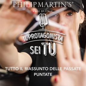 TUTTI I PROTAGONISTI DELLE DIRETTE PHILIP MARTIN'S