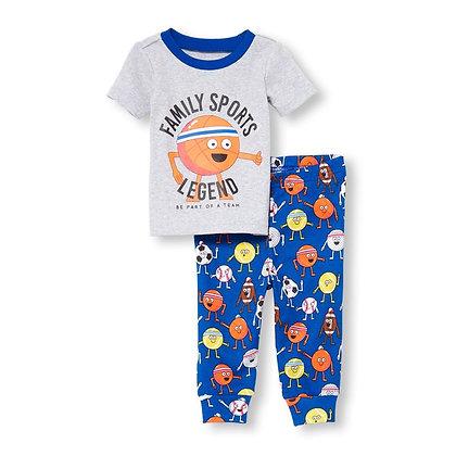 Children's Place | Sport snug pajamas
