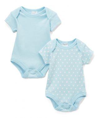 Baby mode | 2 Pack Bodysuit - Stars