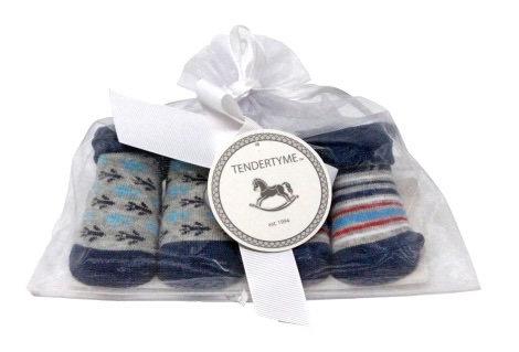 Tendertyme | 2 Pairs of Socks
