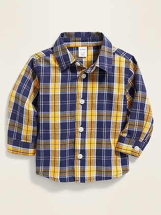 Old Navy | Plaid shirt
