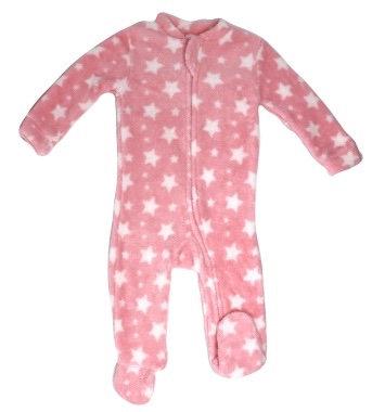 Baby mode | Plush Fleece Coverall