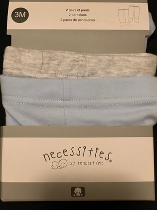 Necessities | 2 Pairs of Pants
