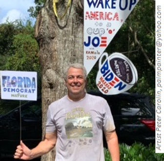 2020 Victory Florida Double Sign Waving
