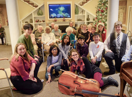 CLEF Holiday Outing