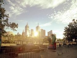 Melbourne, You dawg