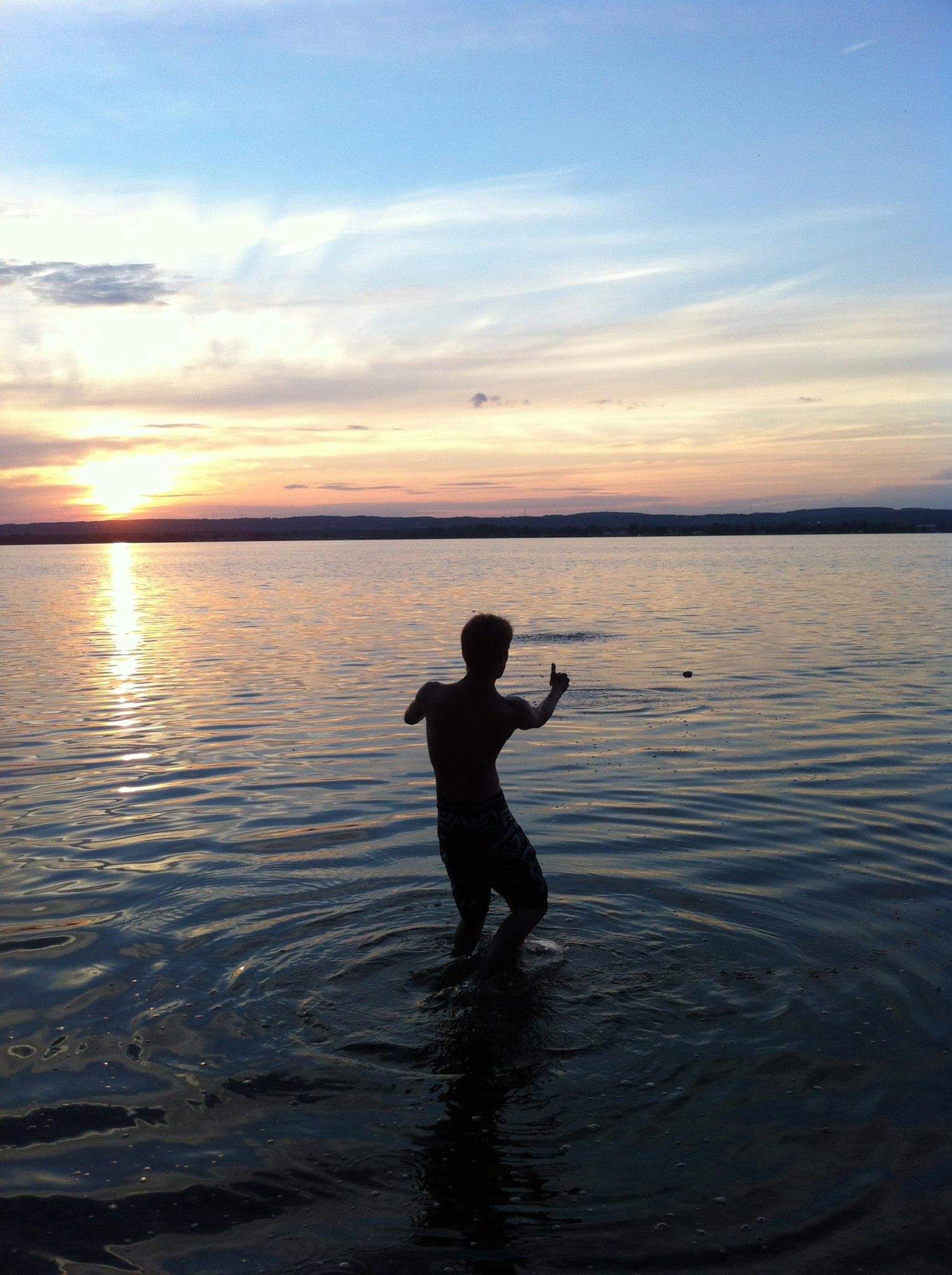 Pigeon Lake, Ontario