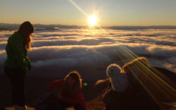 Sunrise on Roy's Peak, Wanaka