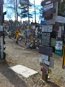 Yukon Territory, License Stop