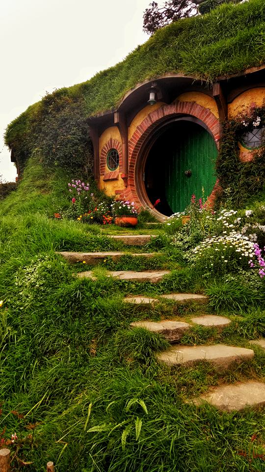 Hobbiton Film Set