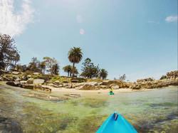 Shark Island, Sydney, Australia