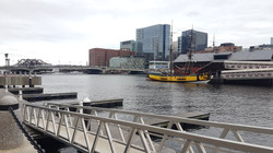 The Boston Tea Party Harbour