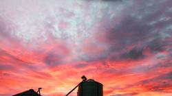 Sunrise in Victoria