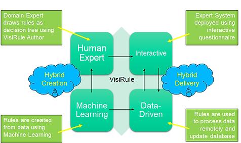 VisiRule365 Web-based Expert System Quadrants