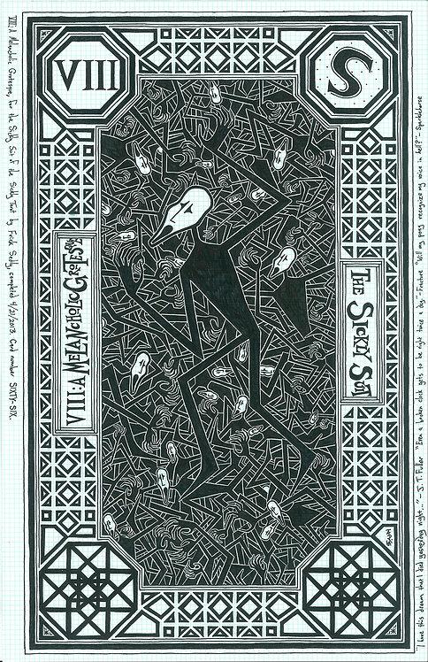 VIII: A Melancholic Grotesque