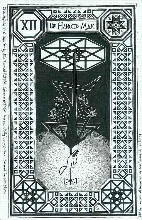 XII: The Hanged Man