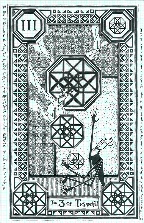 III of Tesseracts