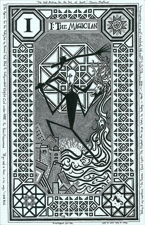 I: The Magician