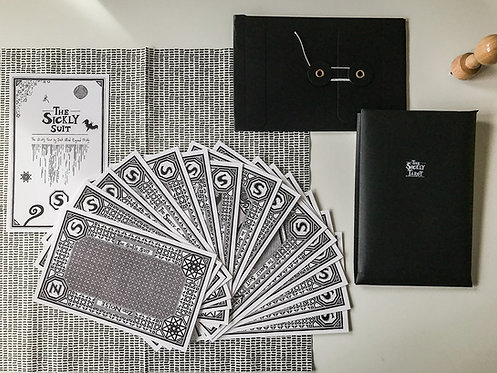 Sickly Suit Deluxe Card Set
