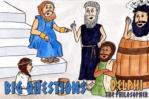 Big Questions - Enquiry Pack