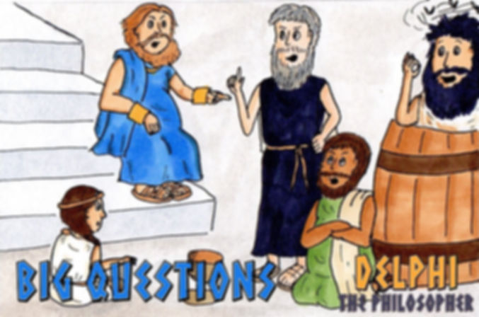 Delphi the Philosopher: Big Questions