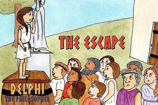 The Escape - Enquiry Pack
