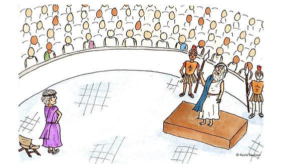 Socrates' trial