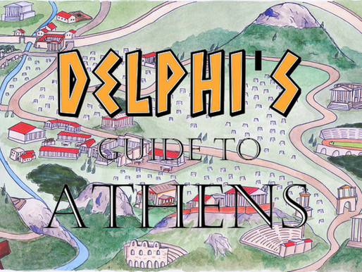 Delphi's Guide to Athens now available!