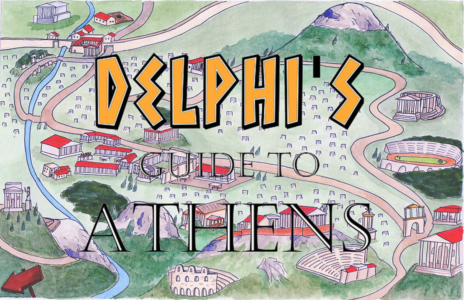 Delphi's Guide to Athens