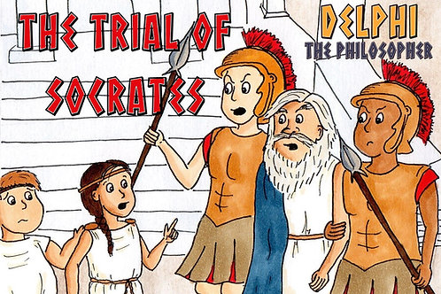 Prologue & The Trial of Socrates - Enquiry Pack