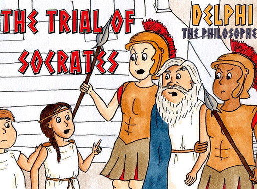 Delphi the Philosopher Enquiry Packs now available!