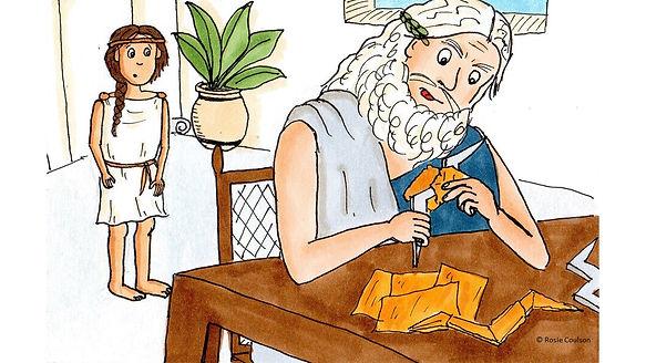 Delphi and Zeus