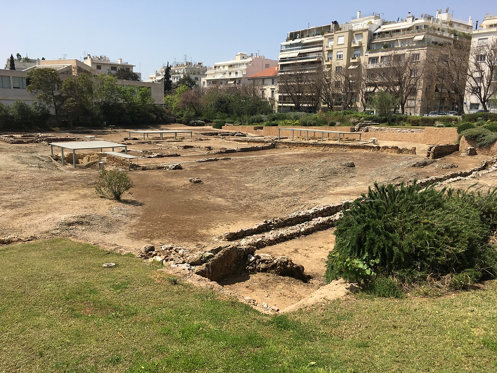 Aristotle's Lyceum, Athens