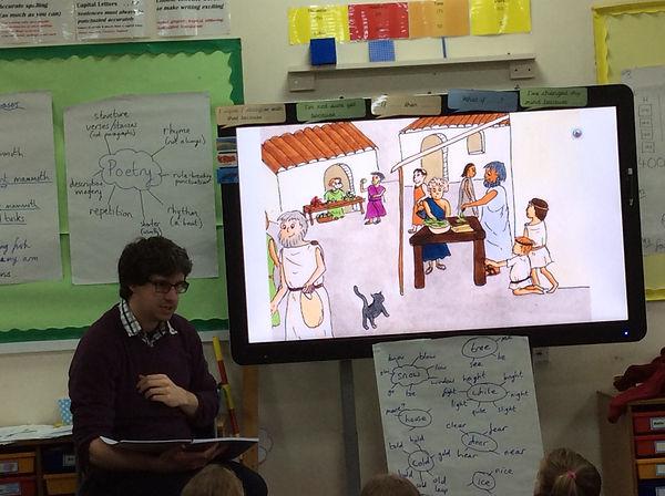 Teacher with Delphi