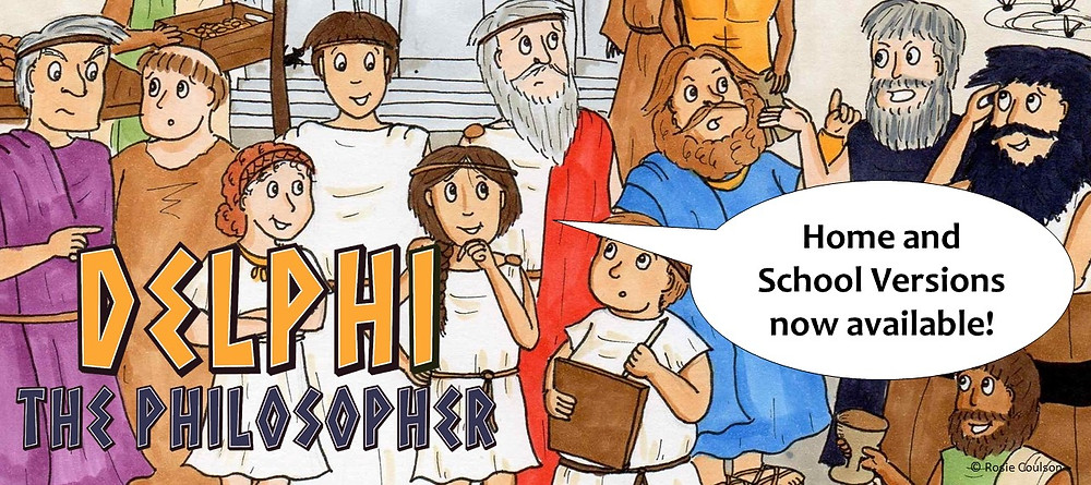 Delphi the Philosopher now available