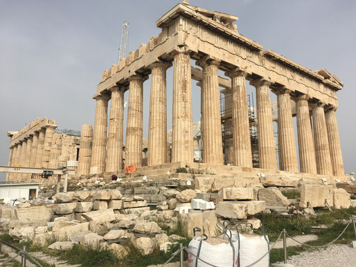 A philosophical walk through Ancient Athens
