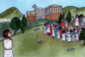 Delphi at the Pnyx