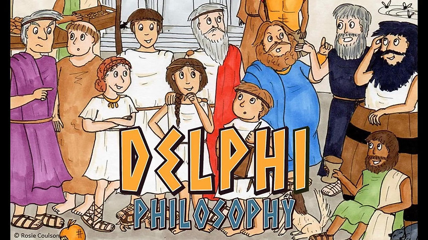 Highlights from Delphi the Philosopher