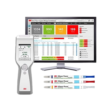 3M Clean-trace ATP Hygiene Monitoring & Management System
