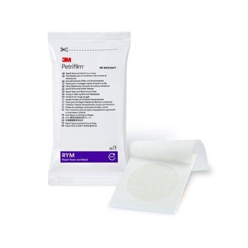 3M™ Petrifilm™ Rapid Yeast and Mold Count Plates