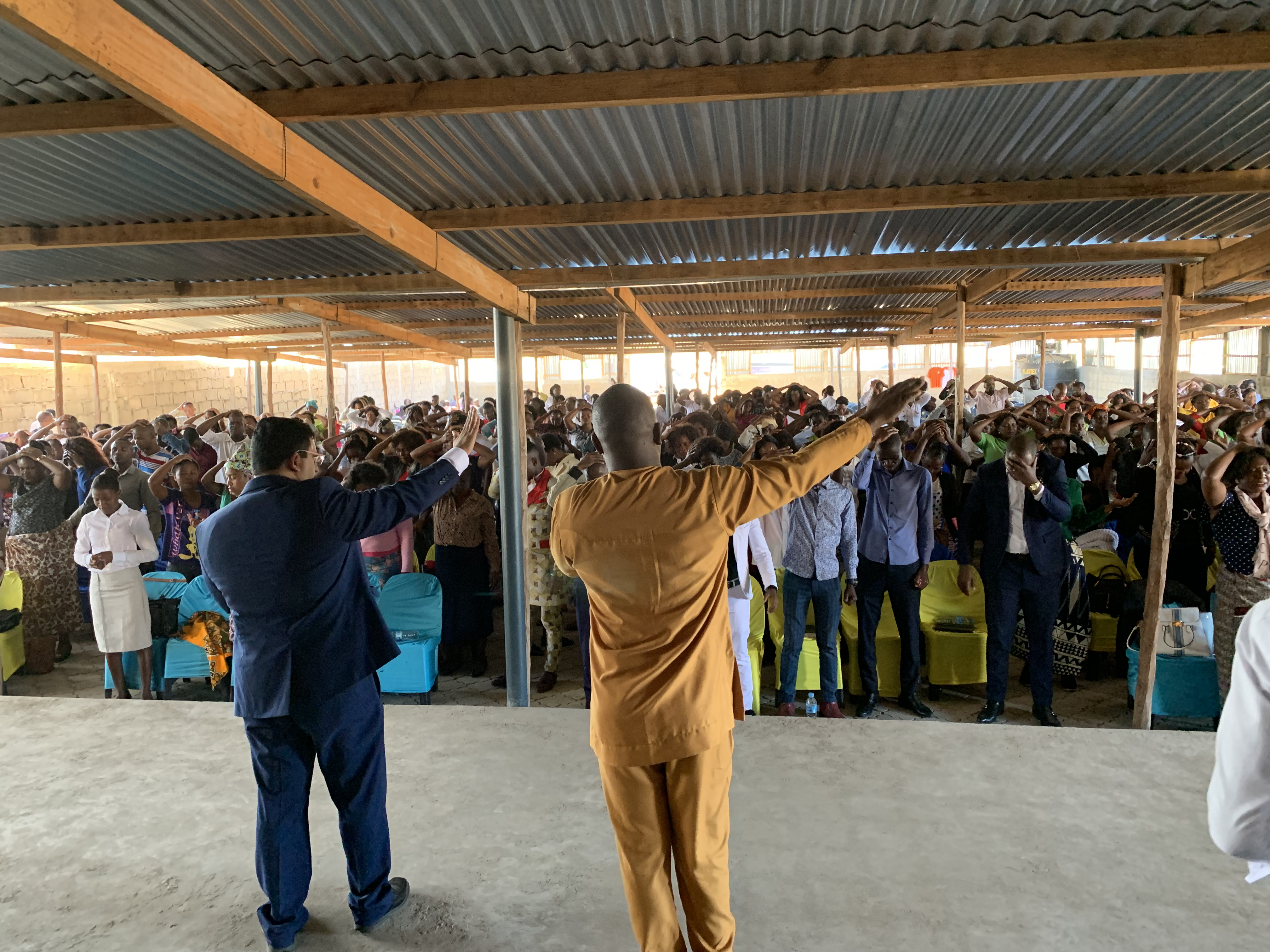 2019 Africa Missions