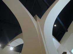 cathedral like column design