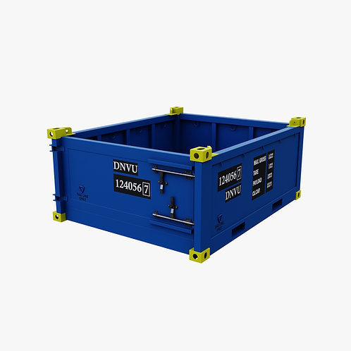 10 Half Height Container