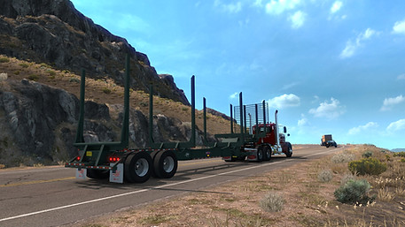 Pitts LP40-4L On the road