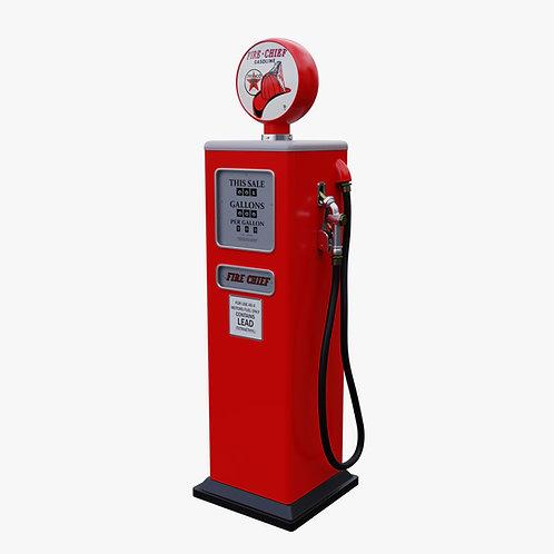 Texaco Fuel Pump Fire Chief