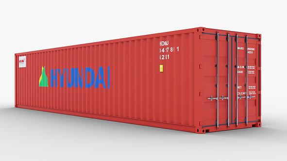 Container 40FT Hyundai